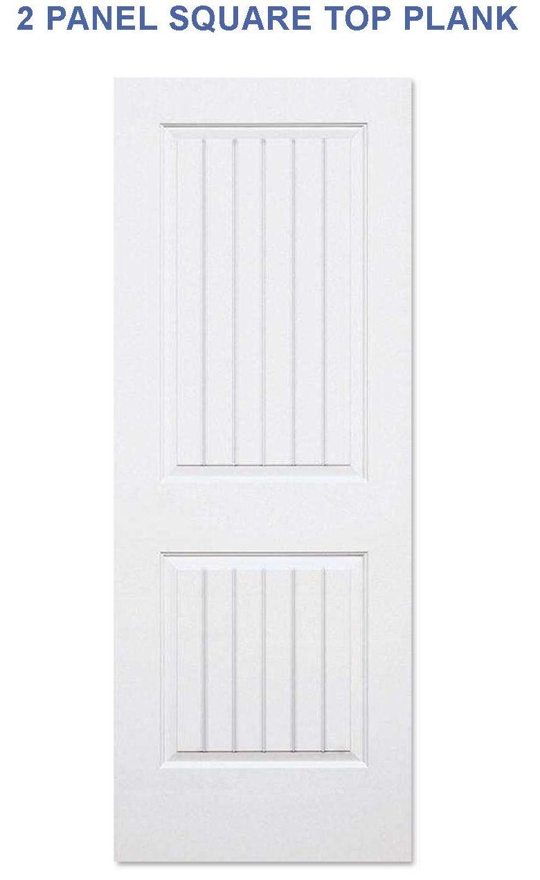 Molded Panel / Flush Doors